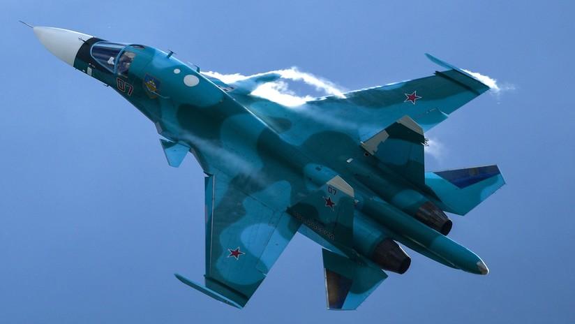 La Fuerza Aérea rusa publica un video donde aviones realizan aterrizajes sin ayuda de instrumentos