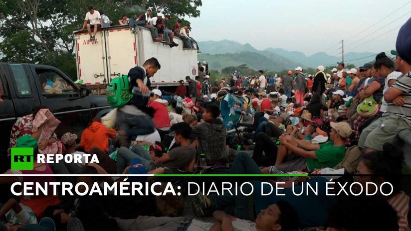 """""""Prefiero que me manden para otro país, menos para Centroamérica porque allí peligra mi vida"""""""