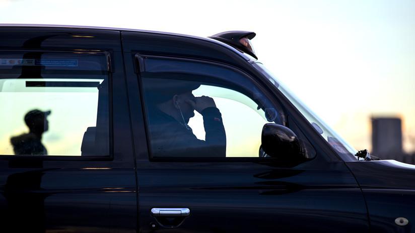 FOTO: Policía británica busca a una niña sin nombre que desapareció en febrero tras subir a un taxi
