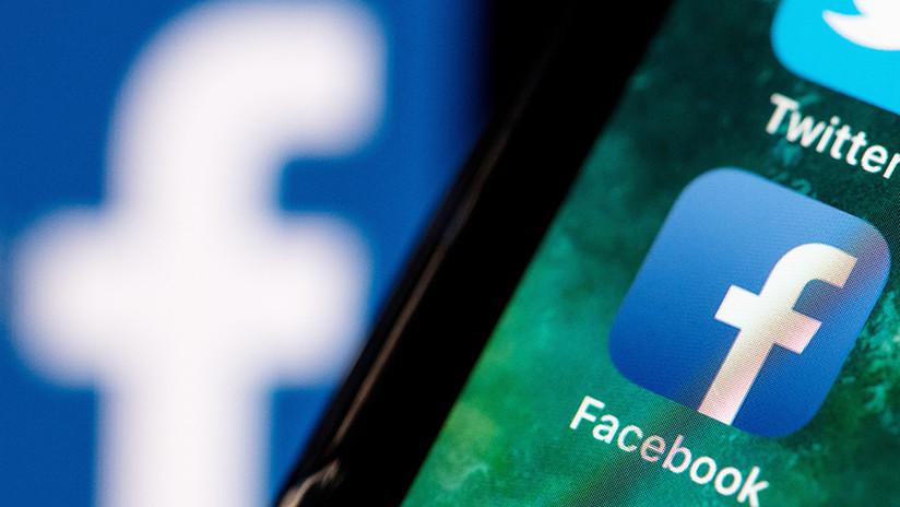 Reportan una caída de Facebook en diferentes países del mundo