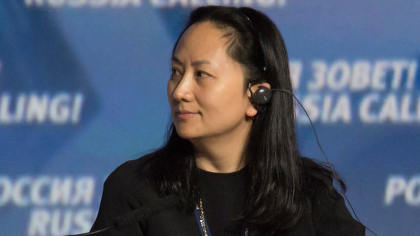 La gerente de Huawei enfrentaría hasta 30 años por cada cargo si es declarada culpable en EE.UU.