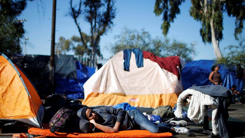 La desarticulación de la caravana migrante aletarga el sueño de llegar a EE.UU.