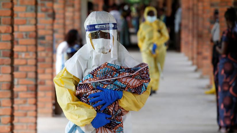 Brote actual de ébola en la República Democrática del Congo iguala al peor de su historia