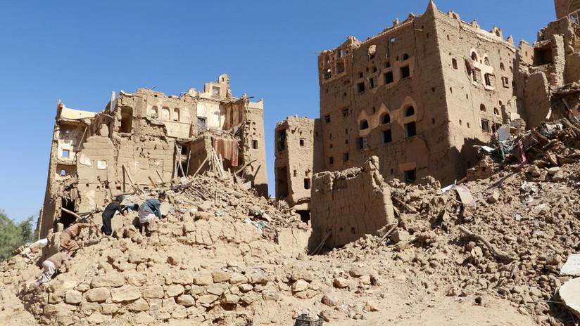 La Casa Blanca se opone a retirar el apoyo a la sangrienta campaña liderada por Riad en Yemen