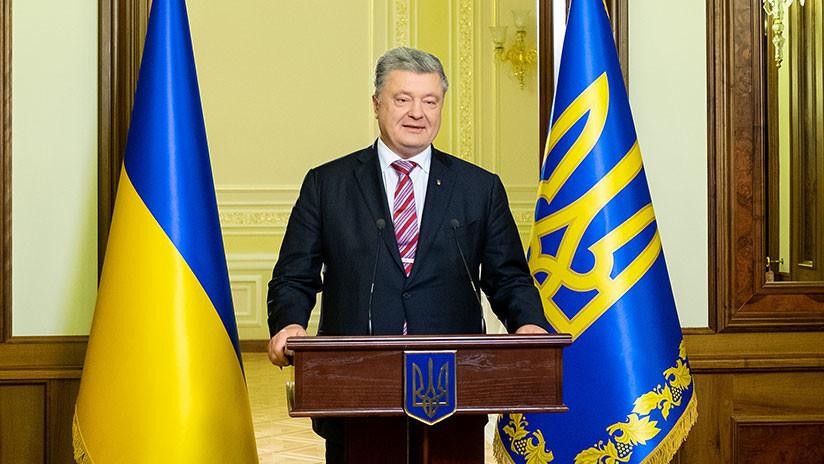 El presidente de Ucrania no prorrogará el Tratado de Amistad con Rusia