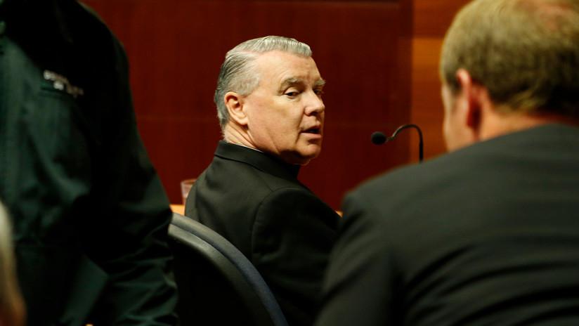 John O'Reilly, sacerdote condenado por abuso sexual en Chile, tiene 72 horas para abandonar el país