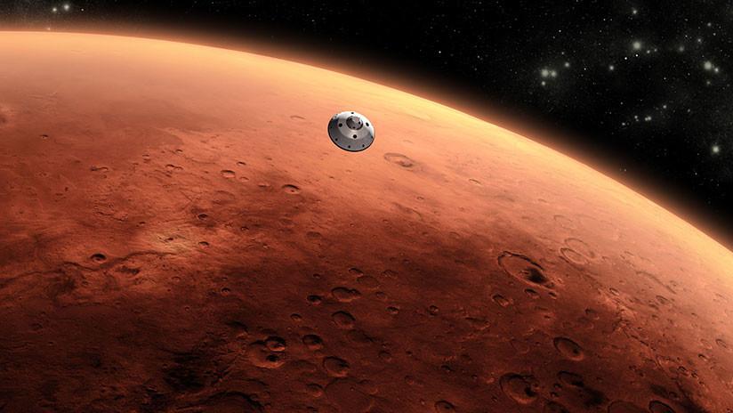 La radiación acortará en dos años y medio la vida de los tripulantes que vuelen a Marte
