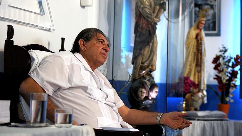 Un famoso médium brasileño es acusado de abuso sexual durante sus sesiones espirituales
