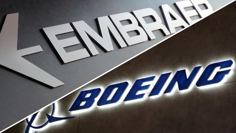 Un tribunal brasileño revoca la suspensión del acuerdo entre Boeing y Embraer