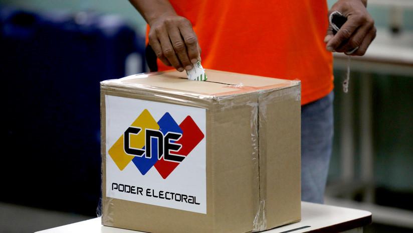 El PSUV se impone por amplia mayoría en las elecciones municipales de Venezuela