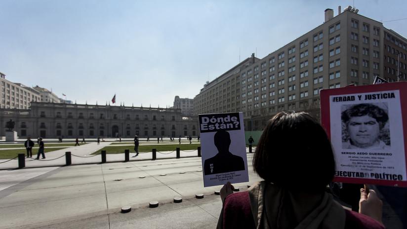 Condenan en Chile a 36 exagentes de la dictadura de Pinochet por desaparición de tres opositores