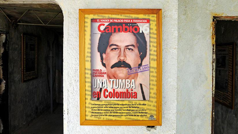 VIDEO: Un juego de mesa sobre Pablo Escobar indigna a los colombianos
