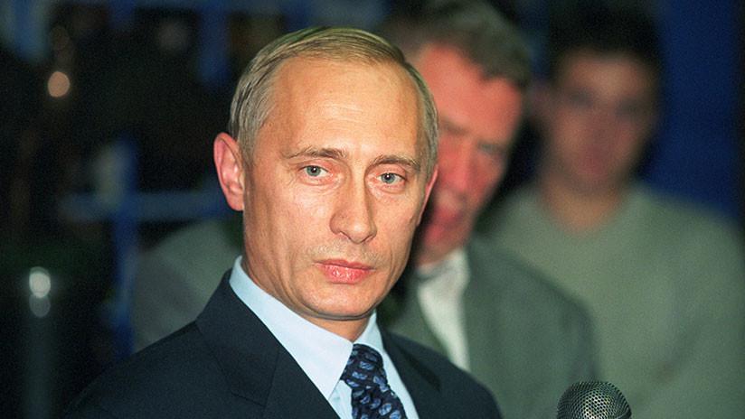 Vladimir Putin, ¿espía de Alemania del Este?