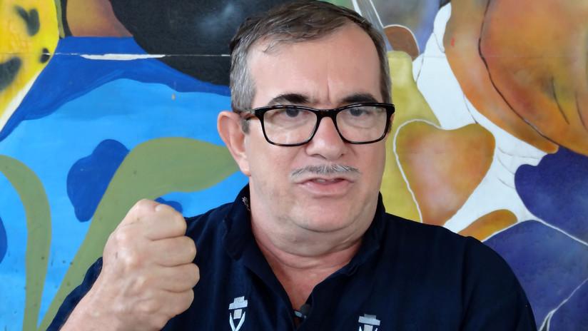 Líder de la FARC se ofrece a buscar a 'el Paisa' para que comparezca ante la Justicia de Paz