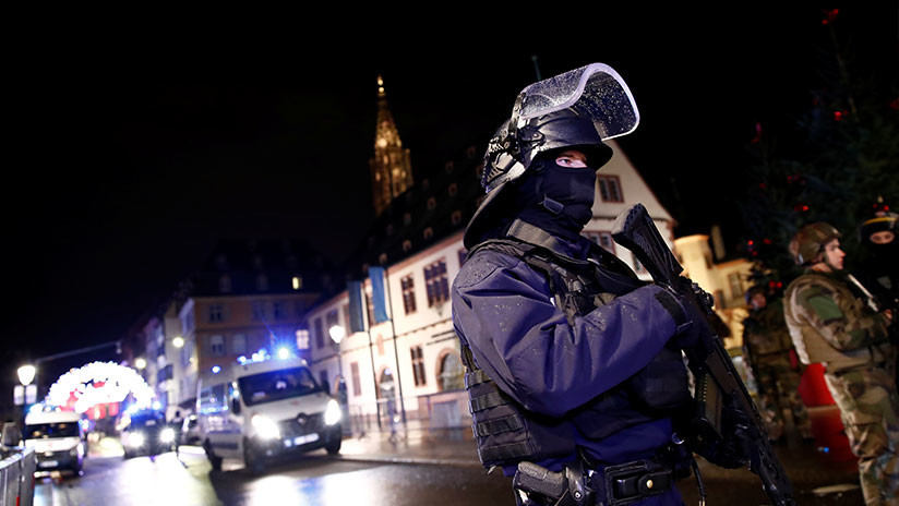 La 'ficha S' policial: ¿Qué se sabe sobre el supuesto autor del tiroteo en Estrasburgo?