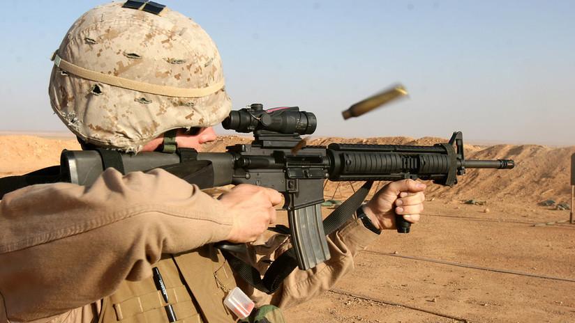 """""""Mejor que cualquier arma en la Tierra"""": Nuevo rifle de EE.UU. dispara con la presión de un tanque"""