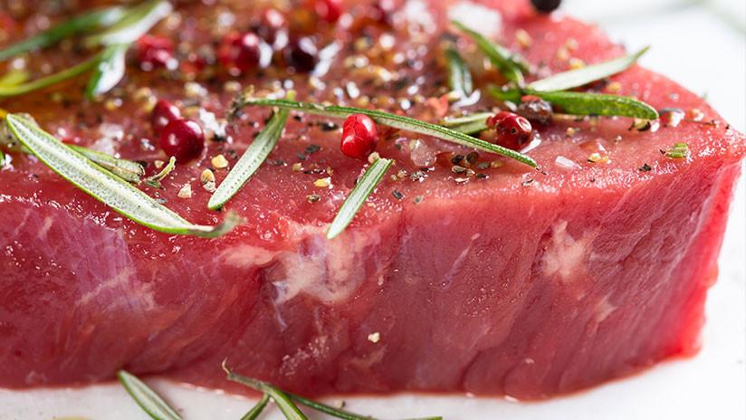 Revelan un serio peligro de consumir carne roja