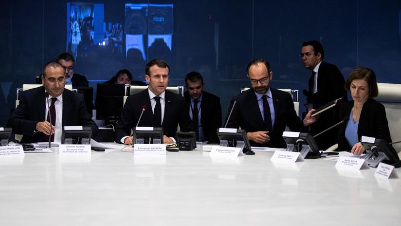Una moción de censura fuerza al primer ministro francés a detallar su presupuesto para 2019