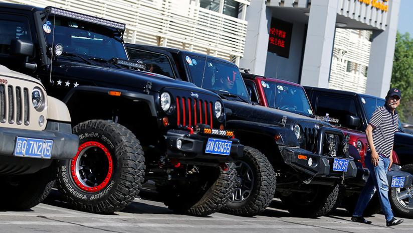 China suspenderá aranceles a vehículos fabricados en EE UU el próximo año