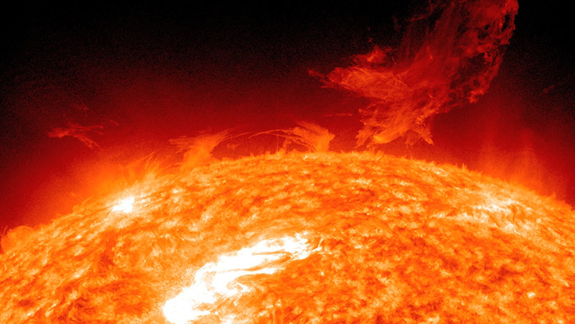 FOTO: La sonda Parker envía la primera imagen captada desde la atmósfera del Sol