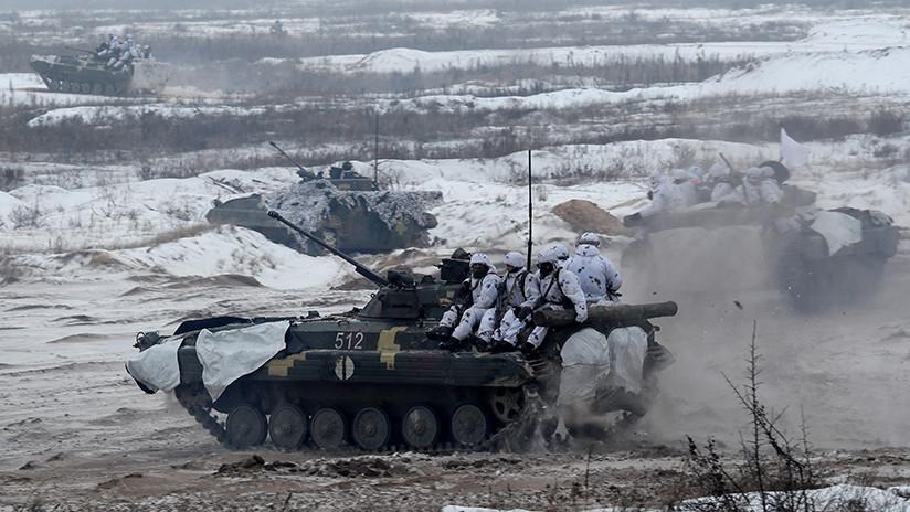 Moscú: Kiev se prepara para lanzar una ofensiva en Donbass