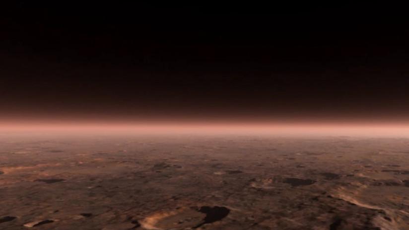 ¿No existe vida en Marte? Desaparece todo el metano de la atmósfera del planeta