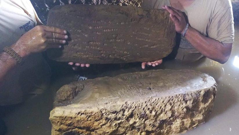 FOTOS: Hallan en Egipto una gigantesca fosa de 3.500 años de antigüedad con restos de 50 personas