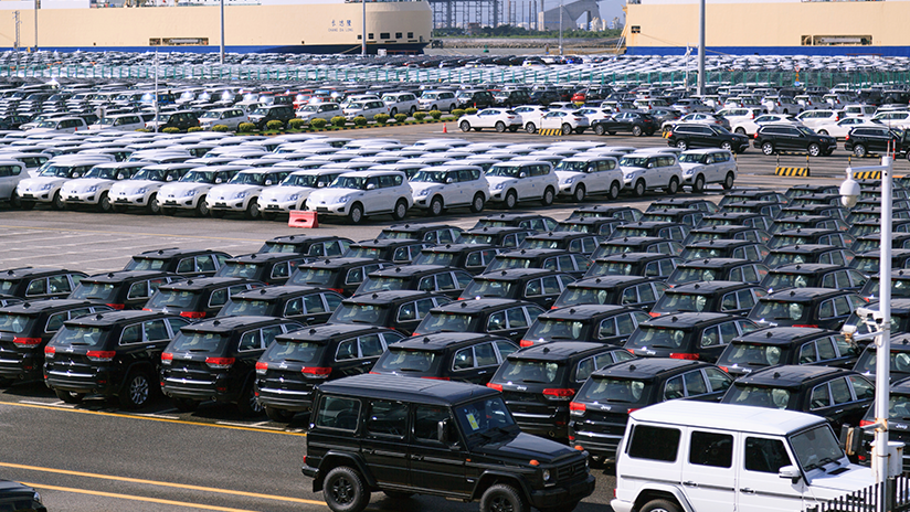 China suspenderá los aranceles adicionales a los automóviles importados de EE.UU.
