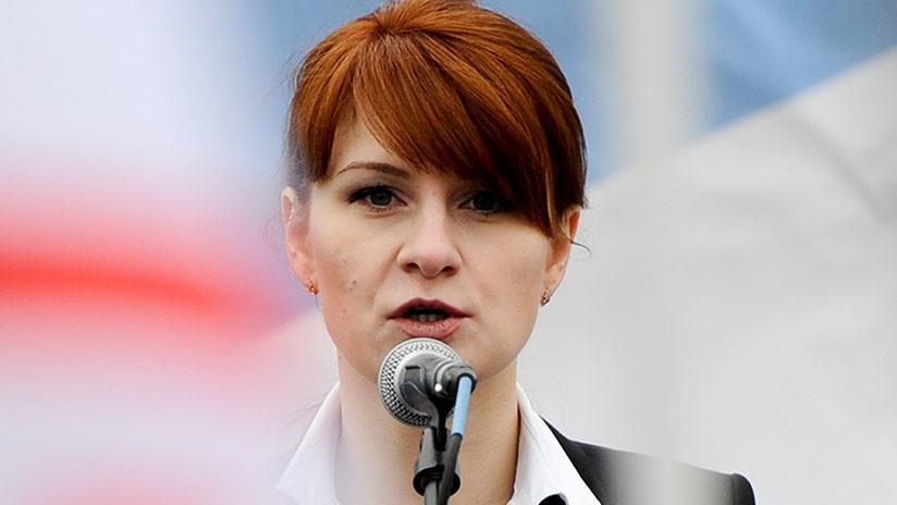 Lavrov sobre la 'espía' rusa en EE.UU.: María Bútina lleva meses sometida a algo parecido a torturas
