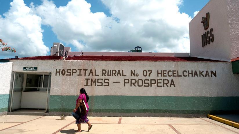 "López Obrador: ""Vamos a rescatar el sistema de salud a nivel nacional"""
