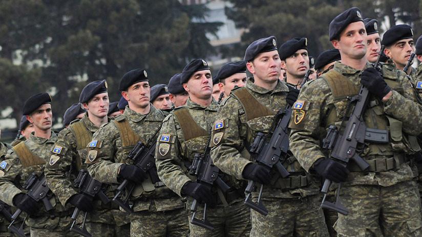 Kosovo aprueba la creación de un ejército: ¿Cómo reaccionó la comunidad internacional?