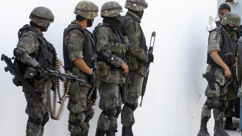 Un asalto de película: Entierran un camión de valores en México tras robarse el botín