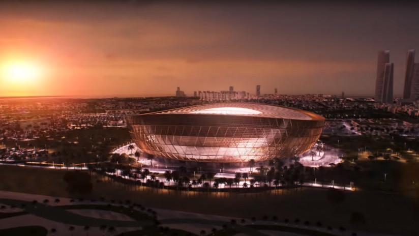 VIDEO: Revelan cómo será el estadio Lusail que acogerá la final del Mundial de Catar 2022