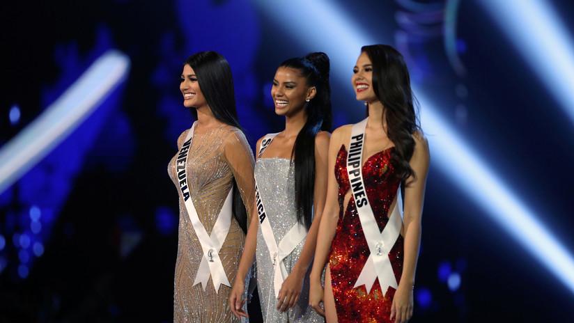 La filipina Catriona Gray se corona como la nueva Miss Universo