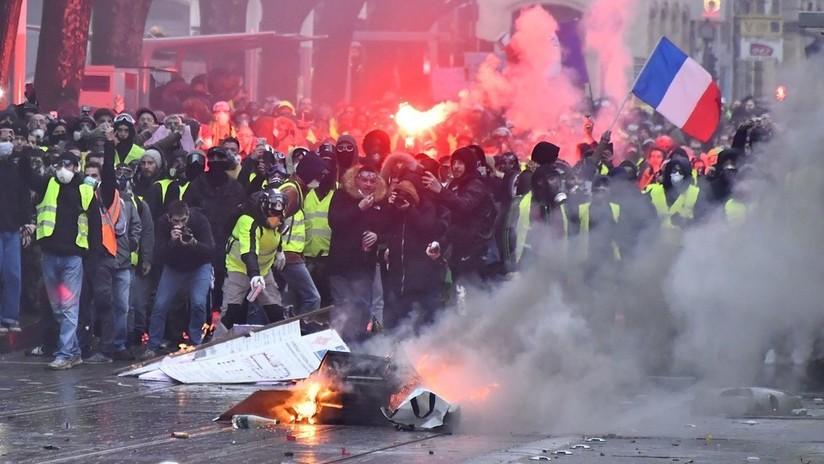 """""""No escuchamos al pueblo"""": El primer ministro francés admite errores en su gestión de las protestas"""