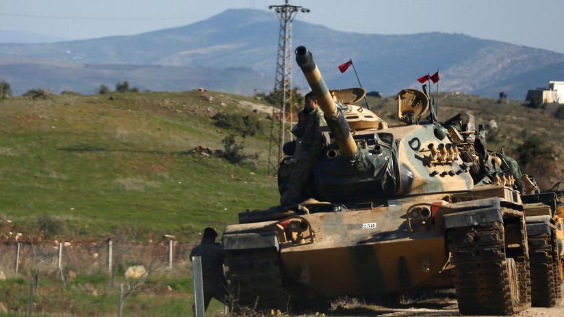"""Turquía anuncia estar lista para la operación en Siria, que puede comenzar """"en cualquier momento"""""""