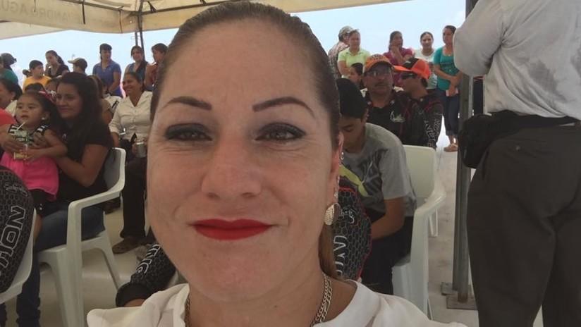 Hallan el cadáver de la alcaldesa desaparecida en el estado mexicano de Coahuila con dos tiros