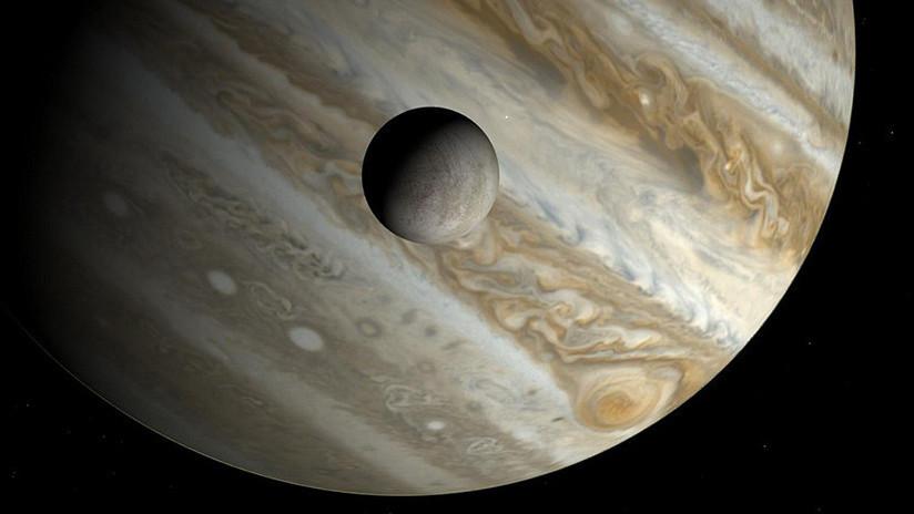 Un 'túnel bot' de propulsión nuclear viajará a una luna de Júpiter en busca de vida alienígena