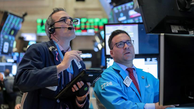El Dow Jones pierde más de 500 puntos, mientras predicen el peor diciembre desde la Gran Depresión