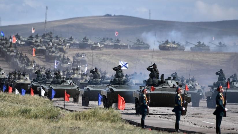 """Putin: """"Las nuevas armas rusas harán pensar a los que están acostumbrados a la retórica militarista"""""""