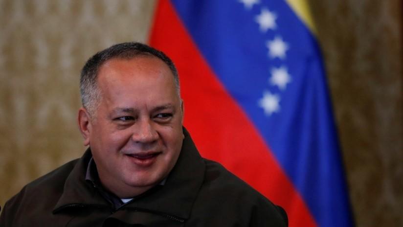Cabello: Ojalá Rusia tuviera diez bases militares en Venezuela
