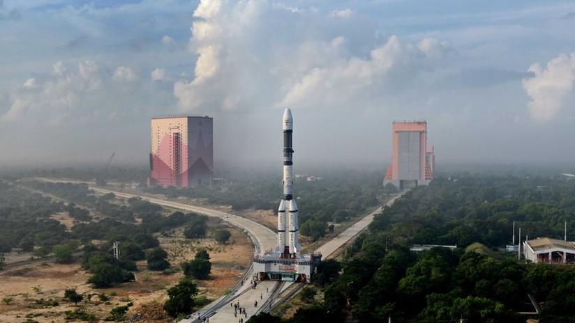 VIDEO: India lanza el satélite militar más avanzado del país