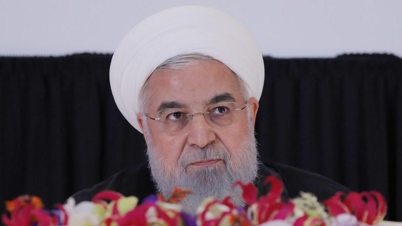 """Presidente iraní afirma que la época de """"dictado político"""" de EE.UU. en Oriente Medio llegó a su fin"""