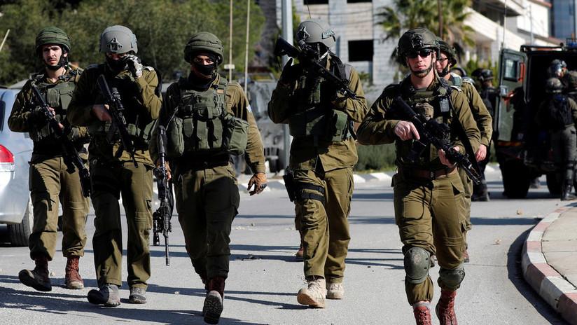 """Netanyahu dice que las FDI son """"el único ejército que combate a Irán"""""""