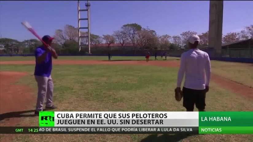Cuba permite que sus peloteros jueguen en EE.UU. sin desertar