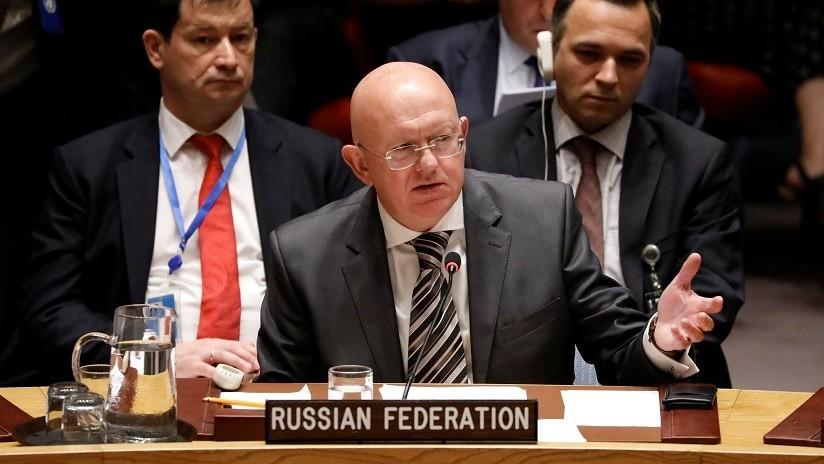 """Rusia: """"Cascos Blancos son parte del Frente Al Nusra y la ONU debería calificarlos como terroristas"""""""