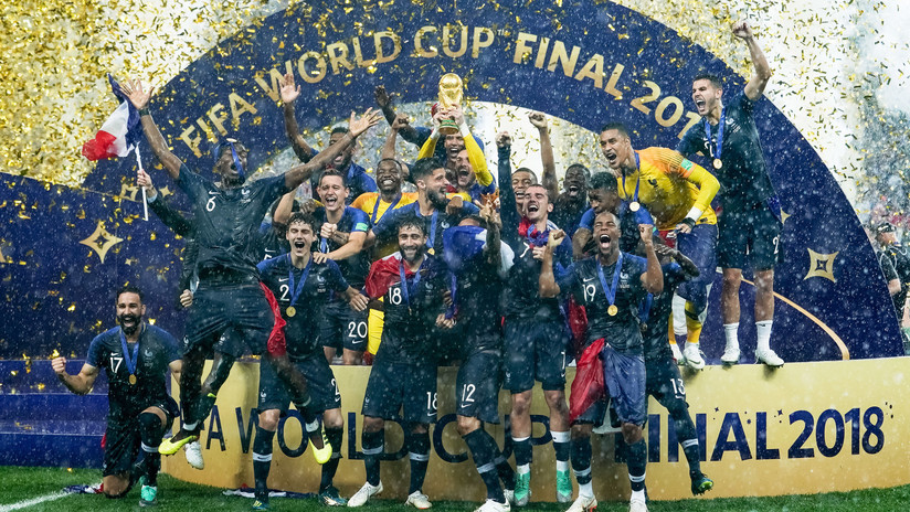 FIFA: El Mundial de Rusia 2018 fue visto por más de la mitad de la población del planeta