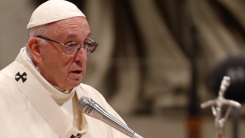 VIDEO: El papa Francisco promete que la Iglesia católica nunca más ocultará abusos sexuales
