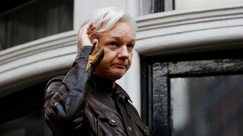 La ONU insta al Reino Unido a dejar que Assange salga de la embajada de Ecuador sin ser detenido