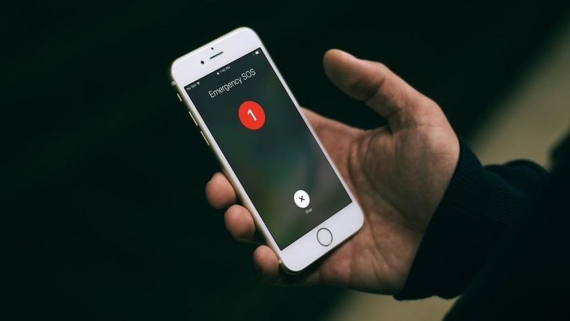Una niña de dos años salva a su madre haciendo una llamada de urgencia con el iPhone